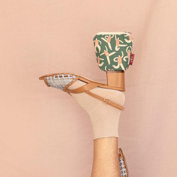 Estuche super mini BALLET Isadora