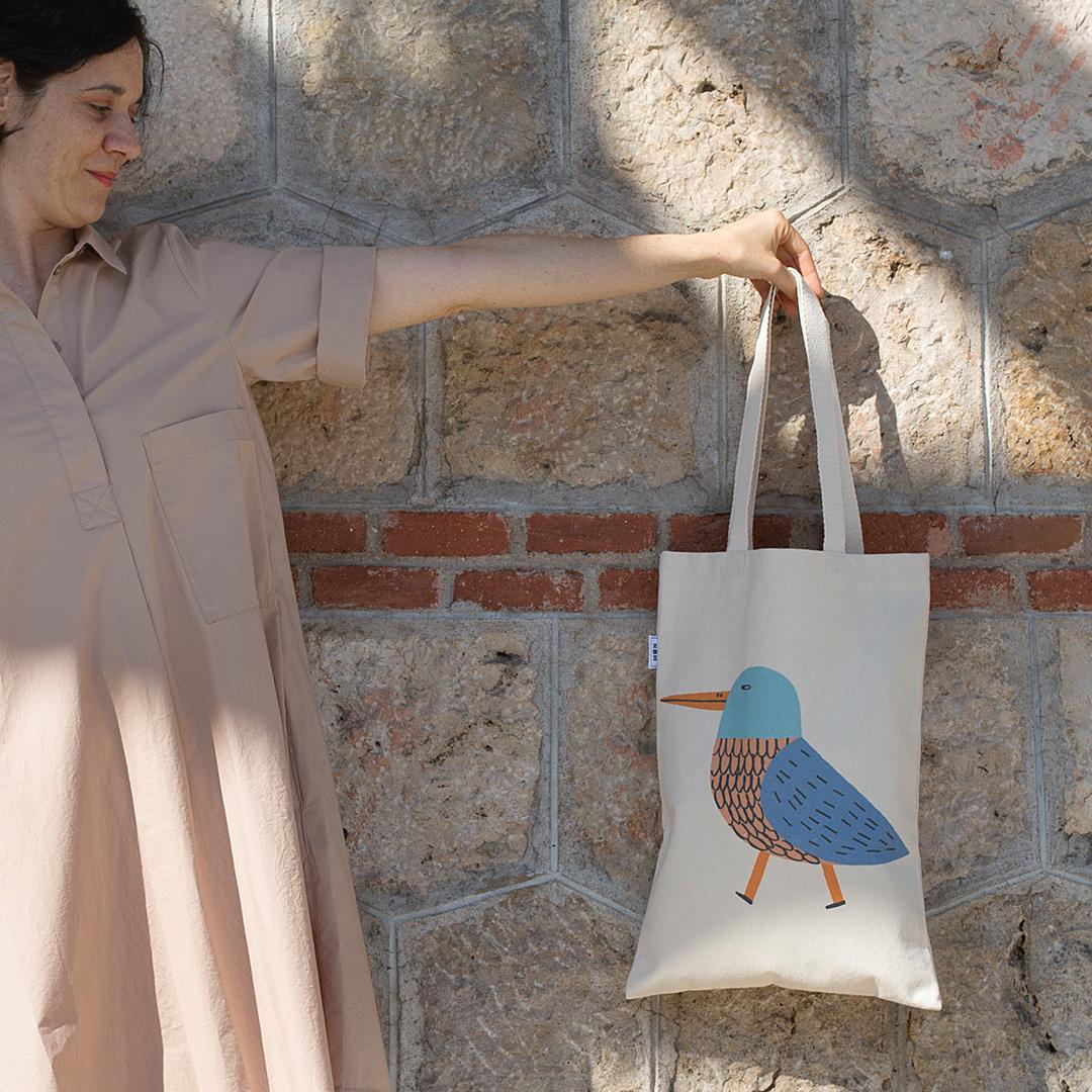 Bolsa pájaro Fermín